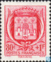 Postage Stamps - France [FRA] - City coat of arms