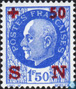 Postage Stamps - France [FRA] - National Help