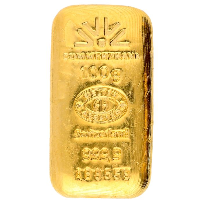 Gold commerzbank