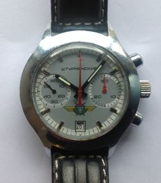 Poljot Sturmanskie chronograph – Aviator's watch - 1990s