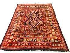 Old Moroccan Berber rug, 285 x 210 cm approx. 1930 - Decorative.