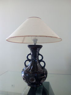 Great Vallauris lamp - unsigned, year 60/70, France