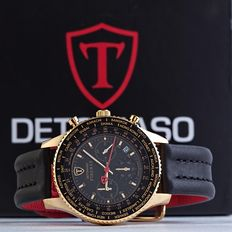 Detomaso Firenze chronograph – men's wristwatch – new condition 01