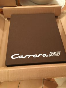 Carrera RS Book - english edition