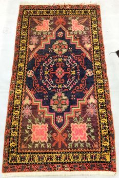 Beautiful oriental carpet: Kazak 142x76 cm