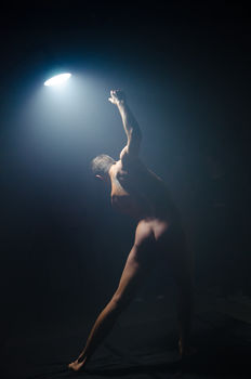 Foto; Ruud Engels  - Light on Naked Men - 2015