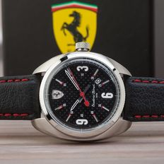 Ferrari Scuderia Formula Sportiva - men's wristwatch- new condition 11