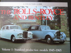 Books - Rolls-Royce & Bentley in 2 standard works