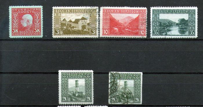 Austria - A small collection on Stock Cards