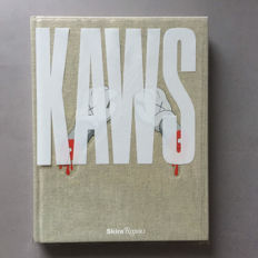 Kaws  by Monica Ramirez Mintagut - published by Rizzoli