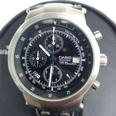 Casio Oceanus Alarm chronograph – men's wristwatch