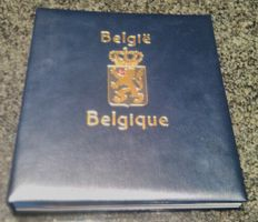 Belgium 1949/1969 - collection of stamps and blocks in a DAVO II album