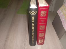 Theme - Design collection 1980s Olympic Games in 2 sets