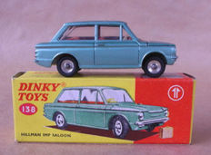 Dinky Toys - Scale 1/43 - Hillman Imp Saloon No.138