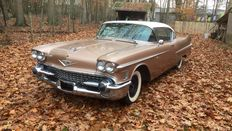 Cadillac - Coupe Deville - 6.0 V8 - 1958