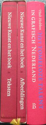 Graphic art; Lot with 3 books (including two related) about graphic art - 2000-2003