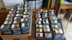Magic The Gathering - Big collection of around 4134+- common -  One or 2 different sets. English