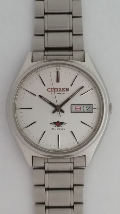Citizen Automatic Day Date
