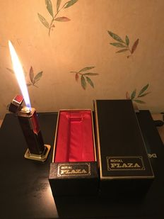 Table lighter - royal plaza