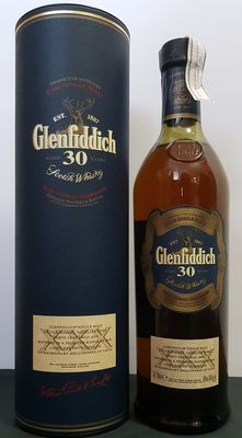Glenfiddich 30 years - 70cl