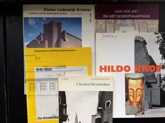 Amsterdam School; Lot with 5 publications - 1970 / 1994