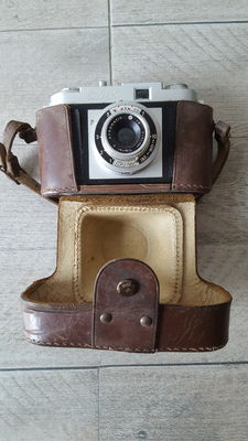 Closter camera, a Sport from 1958
