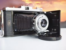 Zeiss Ikon  Type 518/2  Middenformaat 6 x 9 rolfilm camera vintage 1952 -58