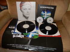 David Bowie - Original Soundtrack of The Man Who Fell To Earth Deluxe Box Set