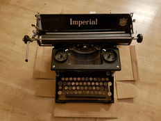 Imperial typewriter Co. Ltd Leicester, England