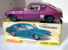 Dinky Toys - Schaal 1/43 - Ford Capri No.165