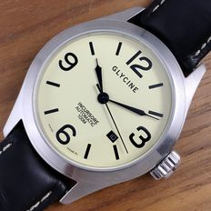 Glycine Incursore  automatic, with date – Men's watch