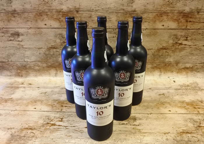 Taylor's 10 Year Old Tawny Port - 6 Bottles