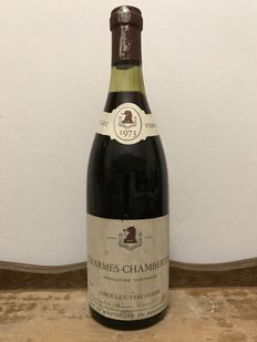 1973 Charmes-Chambertin Grand Cru, Jaboulet-Vercherre – 1 bottle in total