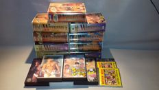 VHS, 41 Gay movies on vintage Videotape and CD-Rom - 1990s