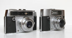 Agfa Super Silette + Agfa Super Silette L from 1958