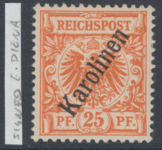 German Colonies 1899/1901 - Collection of stamps and sets
