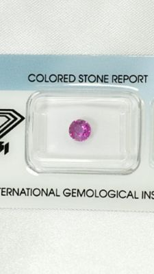Ruby - 0.85 ct