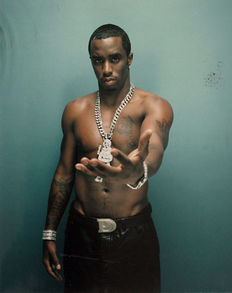Unknown - Sean Combs AKA P. Diddy/Puff Daddy - 1990's