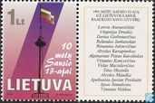 The tenth anniversary of the tragic events in Vilnius