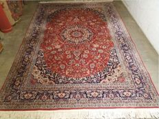 Very beautiful, hand-knotted Indian carpet, 305-200 cm, India, 20th century