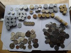 Italy - San Marino, Vaticano - Lot of 572 coins, medals and tokens