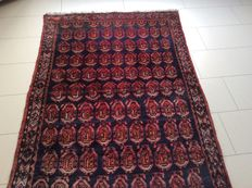 Old Malayer carpet from Iran.