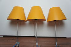 Paolo Rizzatto for Luceplan – Table lamp Costanzina (3x)