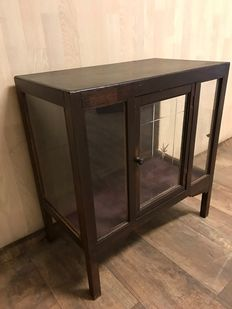 Oak tea cabinet - ca. 1920
