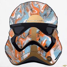 Hiatus - Storm Trooper in Orange