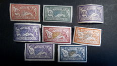France 1900/1927 – Selection of 8 Merson and 4 Orphelins