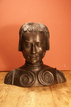 Bust of a Medieval Prince