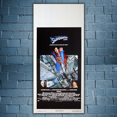 Superman - Christopher Reeve - Original Italian movie poster - Size: 33x70cm - 1978