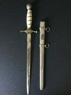 Dagger of Yugoslav Government police officer 1929-1945