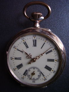 Men's pocket watch. Early 1900s.